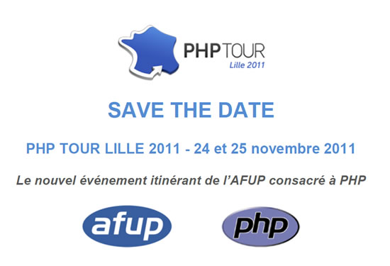php tour lille