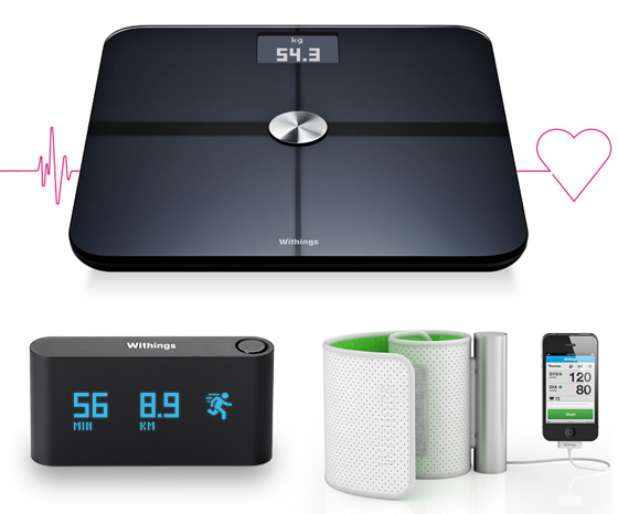 withings gadgets