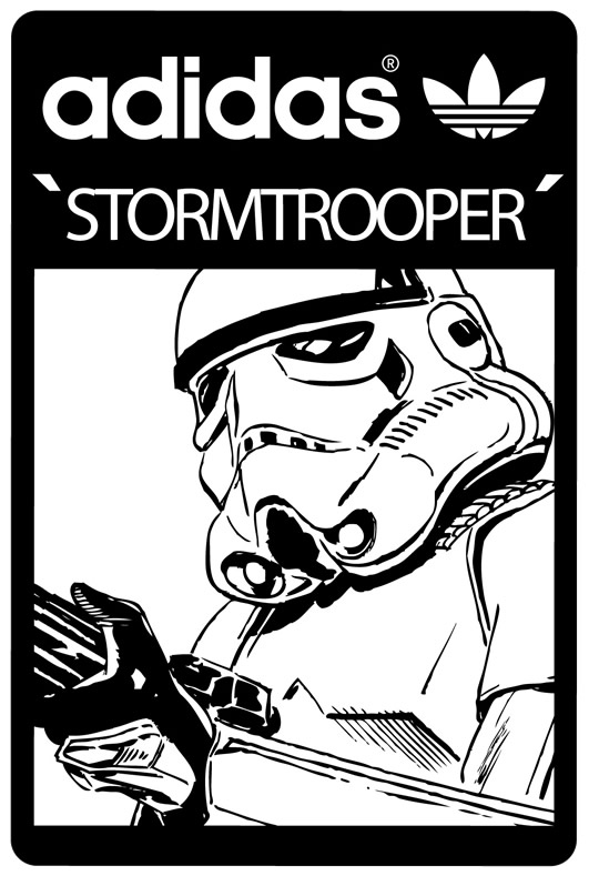 TROOPER LABEL