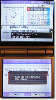 Nintendo DS : WifiMe .. Une alternative au Passme..